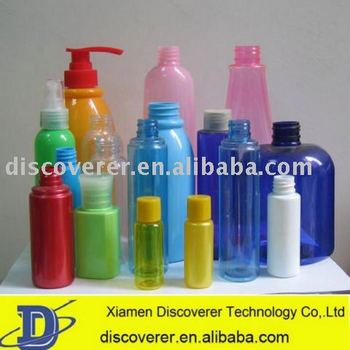 customize injection mold for new style plastic cosmetic bottles and jars