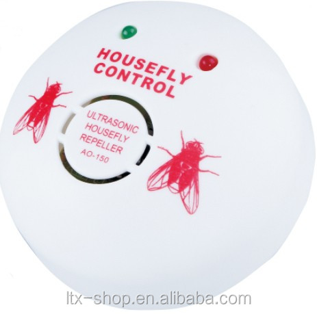 Indoor electronic ultrasonic fly repeller/mosquito repellent/pest repellent device