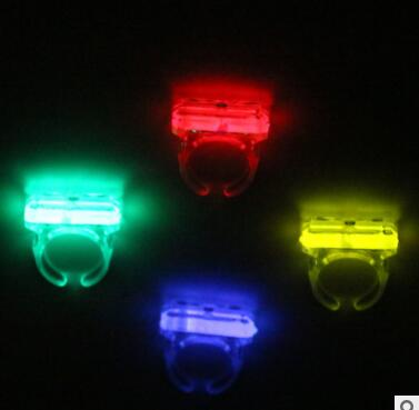 fishing LED glow stick ring party
