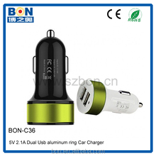 12v car charger socket charger adapter water powered mobile charger