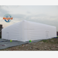 different events used tent/ many use inflatable tent/ inflatable tent building