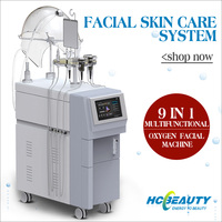 Oxygen therapy spa salon equipment / skin care equipment oxygen facial