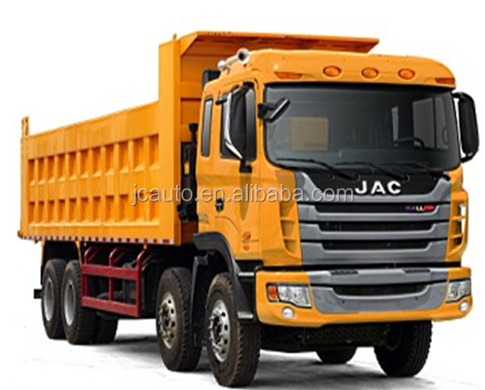336HP 8x4 JAC dump truck / Camions bennes with Cheap Price for sale