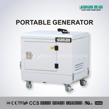 Mini Power water-cooled portable generator
