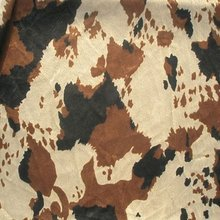 rainbow print fabric animal print velvet fabric