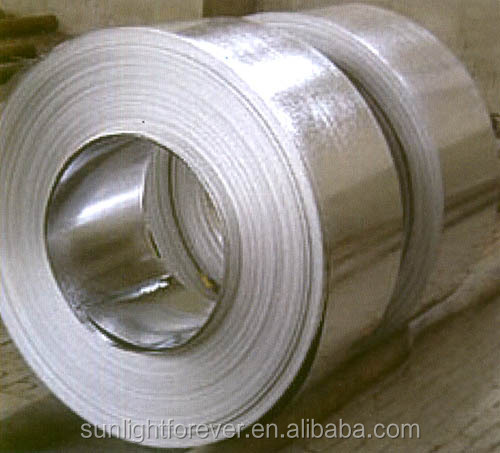 narrow strip galvanized steel strip coil for roofing sheet