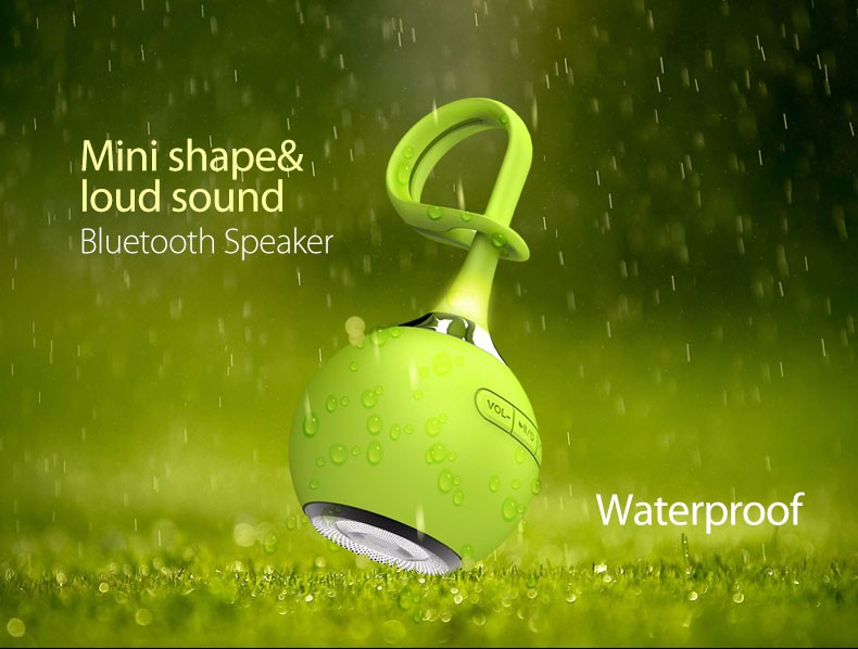New 2016 Profession Waterproof Mini Portable Speaker