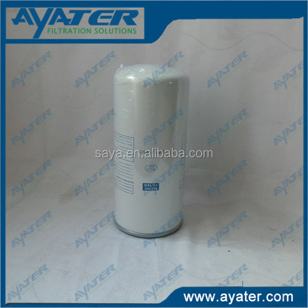 AYATER supply Replacement mann hummel filter w11102 used for air compressor