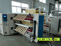 High quality release paper self adhesive sticker paper slitter machine