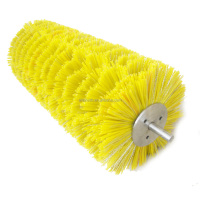 Wholesale roller brushes for truck mounted road sweeping brush