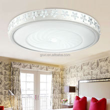 Special flower decoration 32W ceiling spot light with led chip