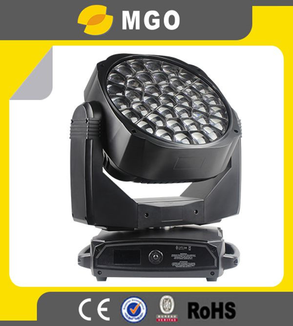 new products kaleidoscope effect b eye k20 37*15w led moving light beam wash