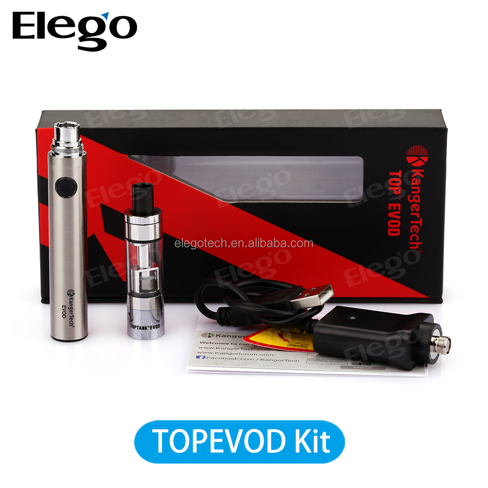 Wholesale price original 650mah Kangertech Topevod Vapor Starter Kit Large Stock from Elego