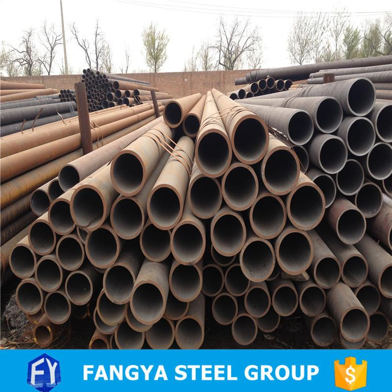 Tianjin Fangya ! steel casing pipe j55 din 1654 alloy steel pipe