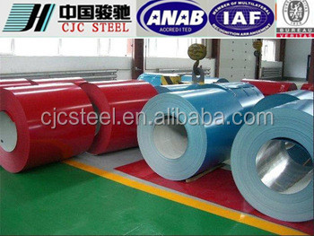 iron steel ppgi coils from Shandong