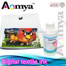 Digital Textile ink white ink direct to cotton printing For Epson Stylus photo R800/R1800