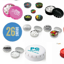 custom printed metal mint tin at wholesale price