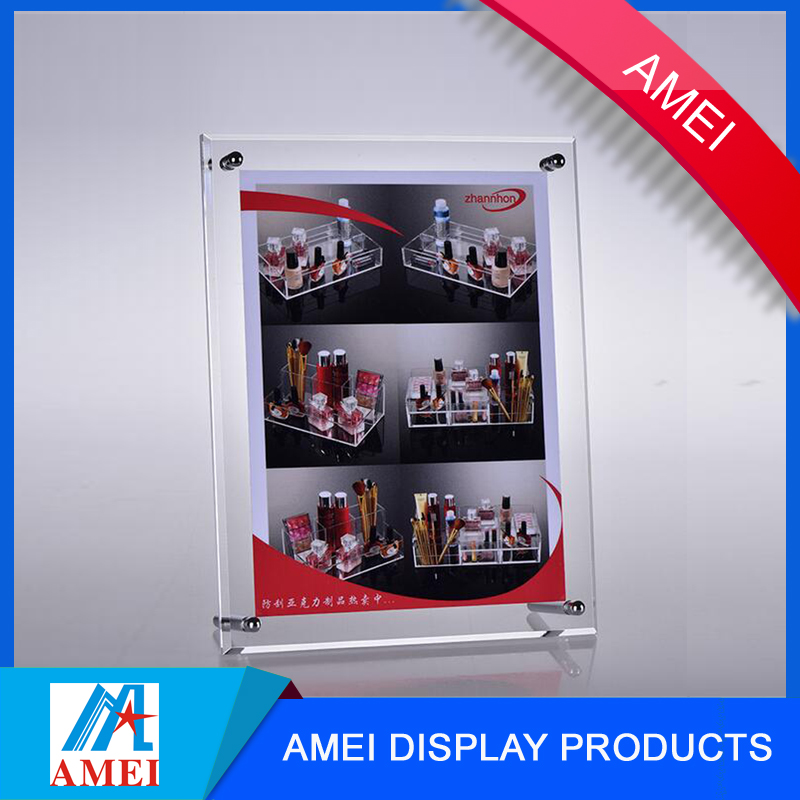 hot girl sex acrylic photo frame 7 x 5 with screw stand OEM