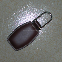 Genuine leather car key chain for promotion gift