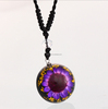really beautiful flower pendant necklace