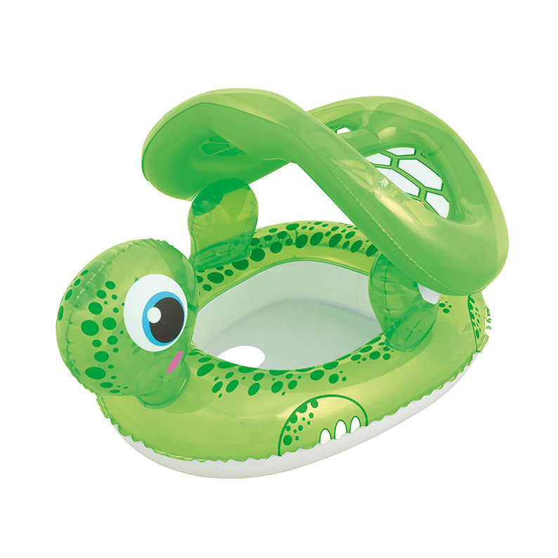 Bestway 34094 inflatable baby seat Floating Turtle Baby Care Seat <strong>water</strong> float