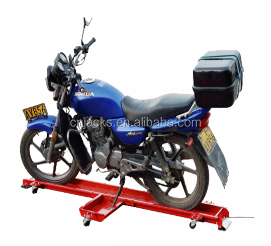 Movable Motorcycle Wheel Dolly