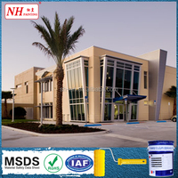 Waterborne Transparent Undercoat Sealer for wall paint