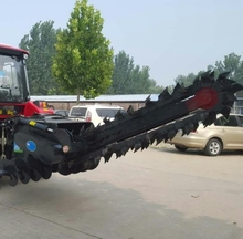agricultural equipment popular selling skid steer loader trenchers