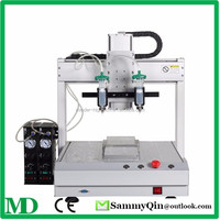 3-Axis Double Heads Solder Paste Glue Dispenser