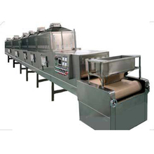 spices powder microwave drying machine