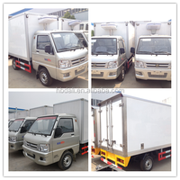 frozen trucks cold truck refrigerated truck for sale