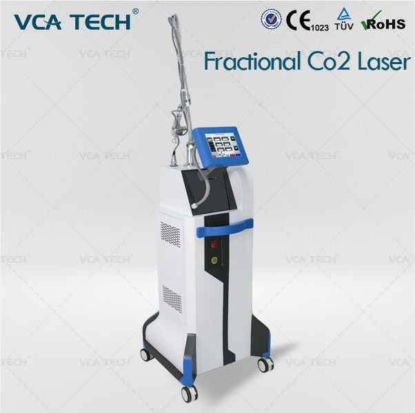 Vaginitis physiotherapy device co2 laser vagina tightening