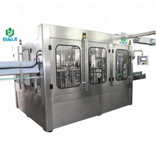 Automatic pure water bottling machine / bottled mineral water filling plant price / drinking water making equipment