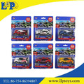 Hot selling mini pull back racing cars toy for fun