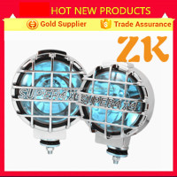 Universal halogen automobile spotlight car 4X4 accessories