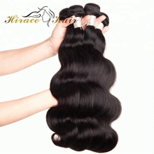 Wholesale Grade 9A Raw Human Hair Extensions Unprocessed Brazilian Virgin Hair