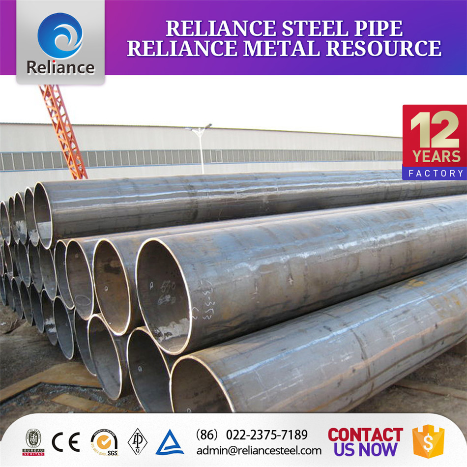 black carbon iron pipe seamless steel tube underground water pipe materials
