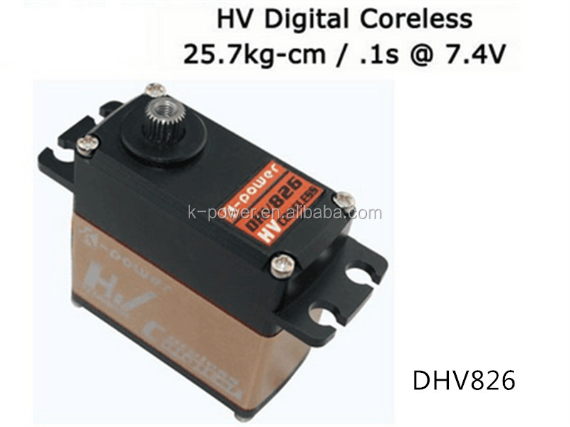 13kg torque metal gear servo/high voltage coreless motor servo/micro airplane servo for helicopter