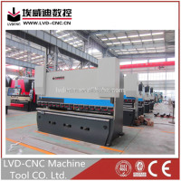 WC67K 1000T/6000 Chinese products auto Delem DA56S series CNC box and pan bending machine
