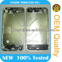 hot sell for apple iphone 4 metal middle chassis