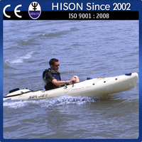 2014 Hison New Summer fiberglass real canoe