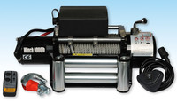 Power tools of winch 9000lb 12v/24v for Toyota suv