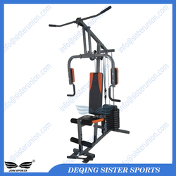Cheap home exercise equipment mini commercial multi Gym