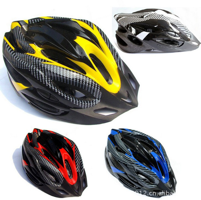 Ultralight Carbon Fiber Bicycle Helmet for Bike Motorcycle Riding Safety