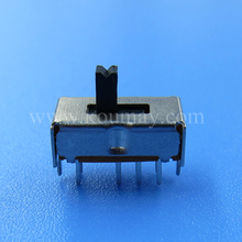 8 pin slide switch 2p3t with foam packing