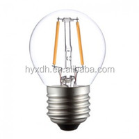 LED Filaments Lamp G45 2W E27