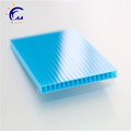 Wholesale uv protection Hangmei polycarbonate hollow greenhouse panels