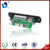 mp3 player bluetooth module pcb design and assembly with remote control
