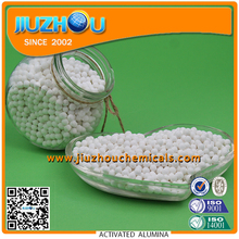 China professional activated alumina adsorbent supplier