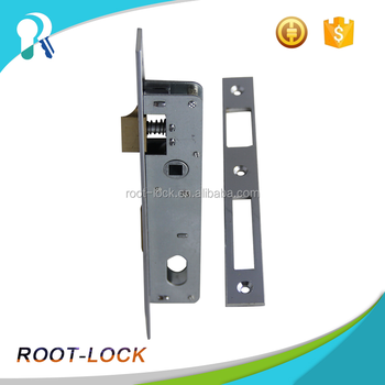 American style China factury mortise stainless steel door lock